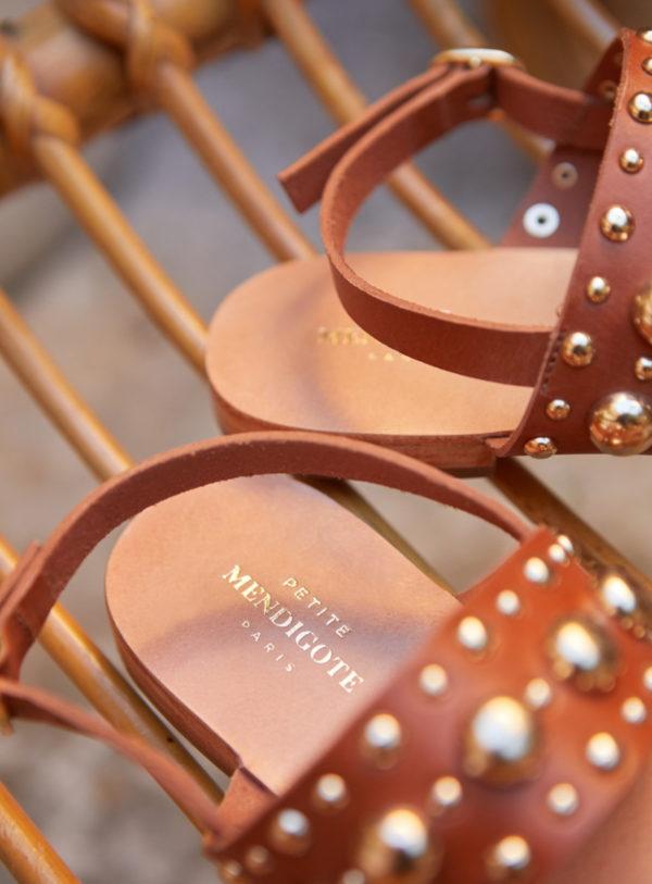 Sandales Cesare - Naturel