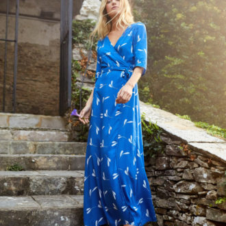Robe Marie Louise - Lagon