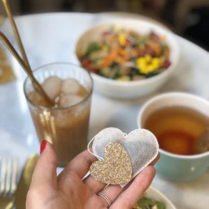 Sachets de thé - Coeur Doré
