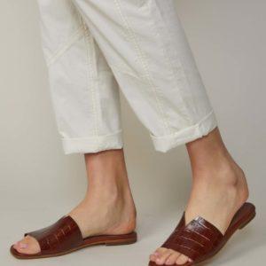 Sandales Ilda - Acajou