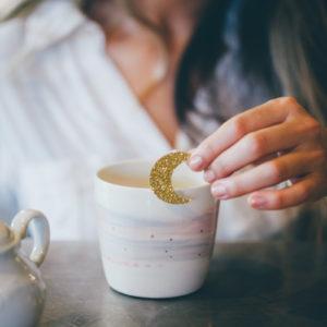 Sachets de thé - Lune
