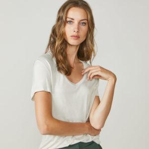 T-Shirt Tomy - Blanc