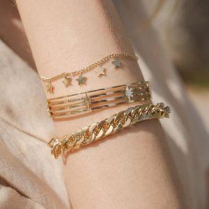 Bracelet Kiona - Etoiles