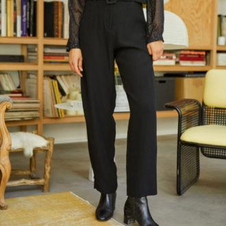 Pantalon Thomas - Noir