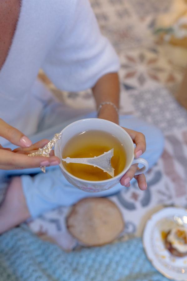 Sachet de thé - Tour Eiffel