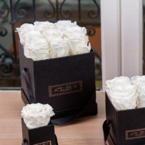 Box Noire - 9 roses