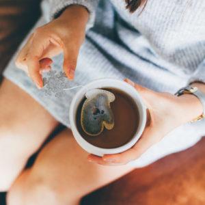 Sachets de thé - Moufles et Flocons
