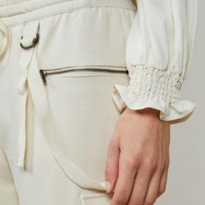 Pantalon Martin - Ecru