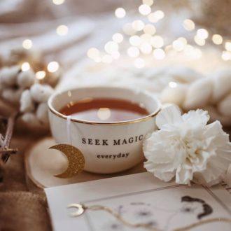 Sachet thé - Lune