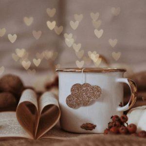 Sachet thé - Nuage